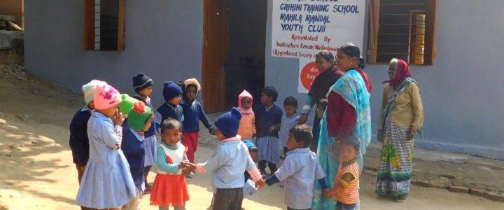 Zwischenbericht zum Projekt Slum-Zentren